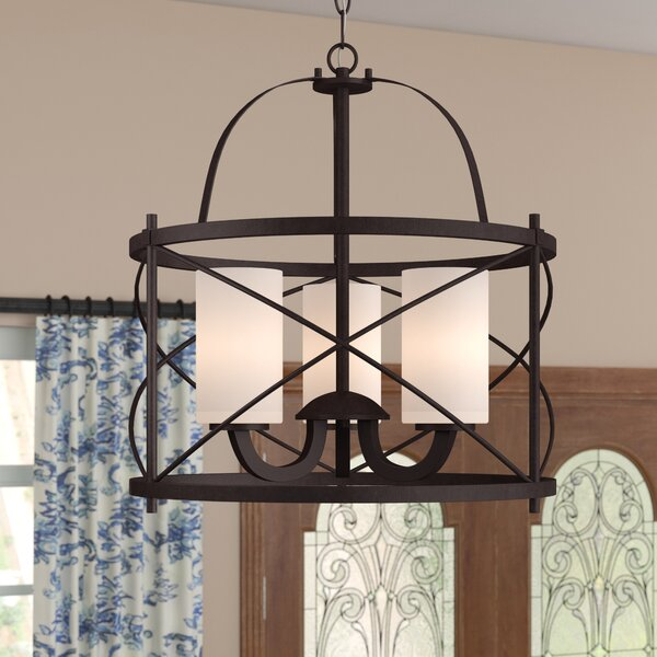 Farrier 3-Light Lantern Pendant by Darby Home Co