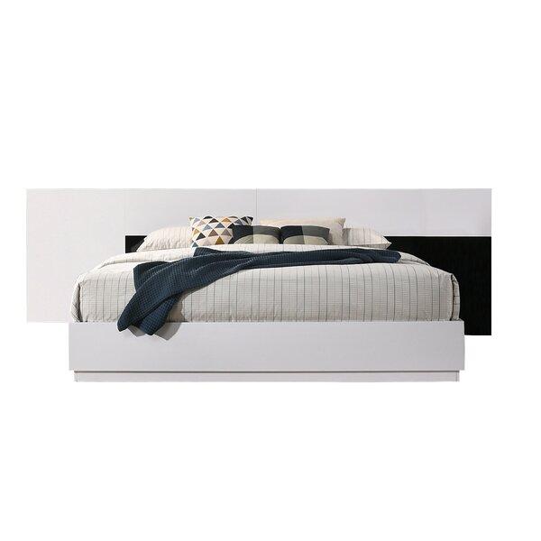 Fleeton Platform Configurable 5 Piece Bedroom Bed by Orren Ellis