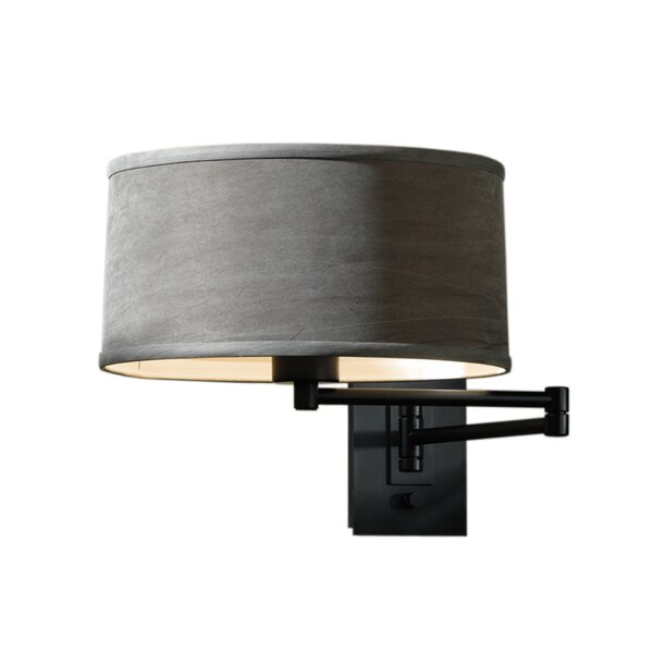 Swing Arm Lamp by Hubbardton Forge