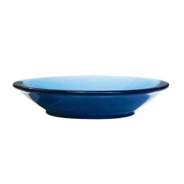 Nadine Incandescense Plastic Circular Vessel Bathr