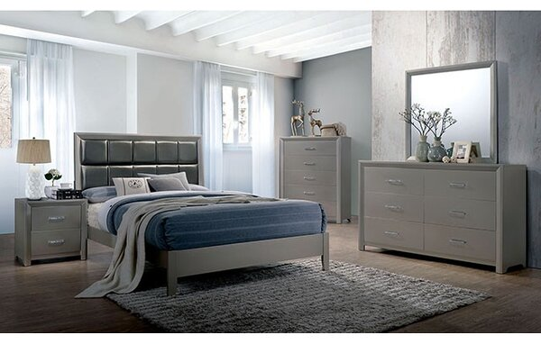 Aahil Configurable Bedroom Set by Wrought Studio