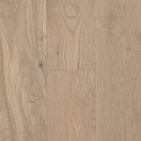 Coastal Allure 7 Engineered Oak Hardwood Flooring in Nautical White by Mohawk Flooring