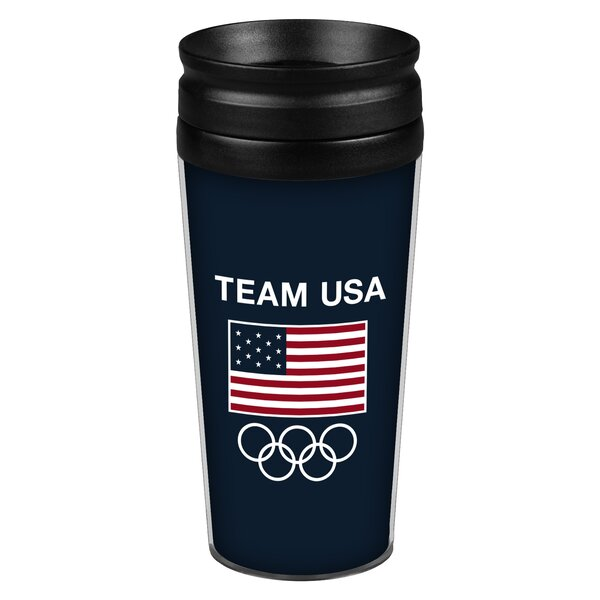 Olympics 14 oz. Plastic Travel Tumbler by Boelter Brands