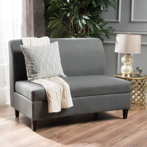 #1 Yatesville Loveseat By Winston Porter Reviews