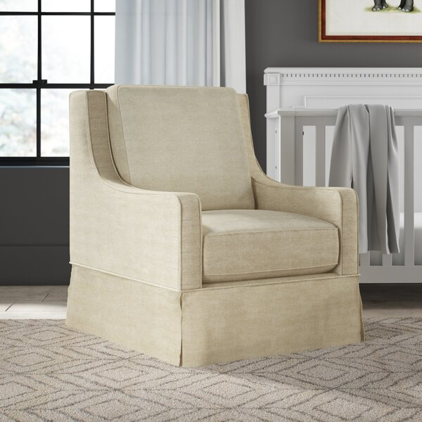 Jettie Swivel Glider By Greyleigh