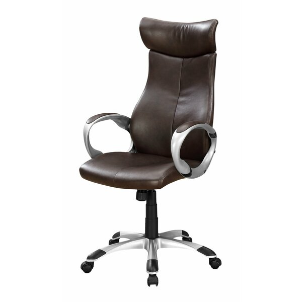 Kratochvil High Back Executive Office Chair by Symple Stuff