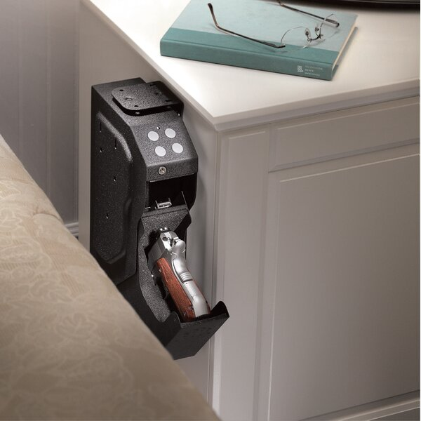 SpeedVault Gun Safe by GunVault
