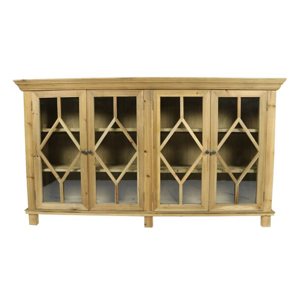 Beedeville 4 Door Sideboard by Rosecliff Heights Rosecliff Heights