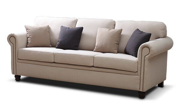 Britney Traditional Sofa by Darby Home Co