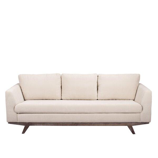 Verasha Corduroy 84'' Square Arm Sofa by Corrigan Studio Corrigan Studio®