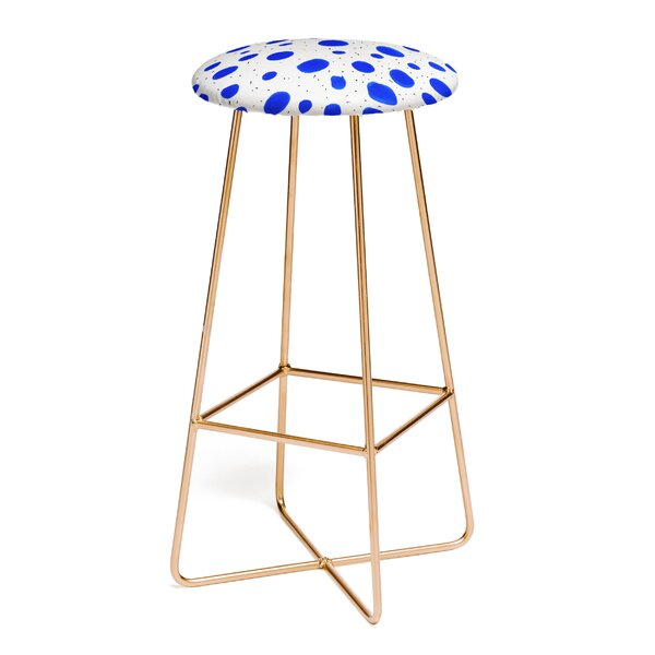 Allyson Johnson Royal 30 Bar Stool by East Urban Home
