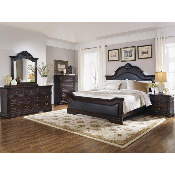 Gilmer Upholstered Standard Bed by Astoria Grand