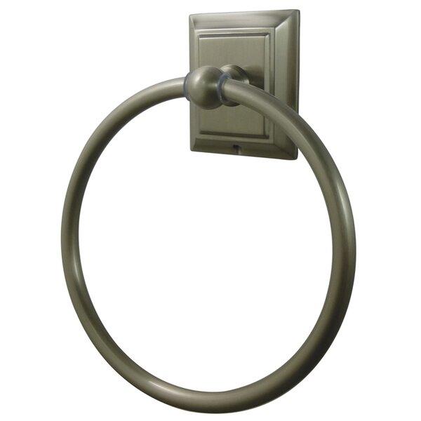 Millennium Wall Mount Towel Ring by Kingston Brass