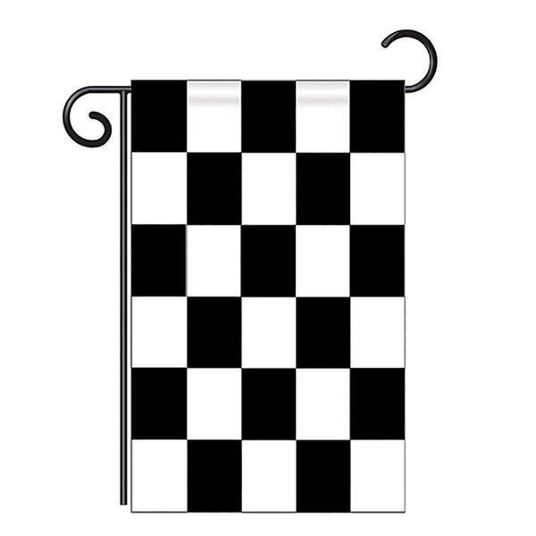 Winner 2-Sided Vertical Flag by Breeze Decor