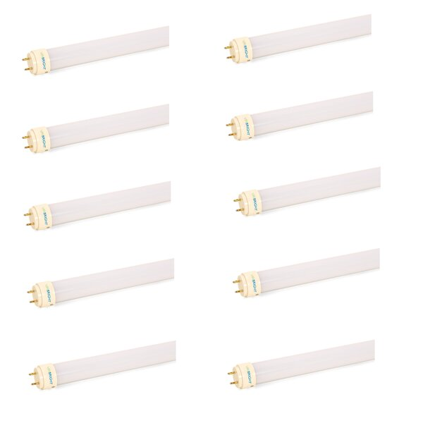 20W G13 LED Light Bulb (Set of 12) by Viribright
