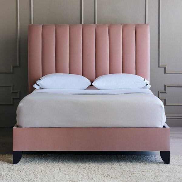 Kyler Upholstered Panel Headboard by Eastern Accents