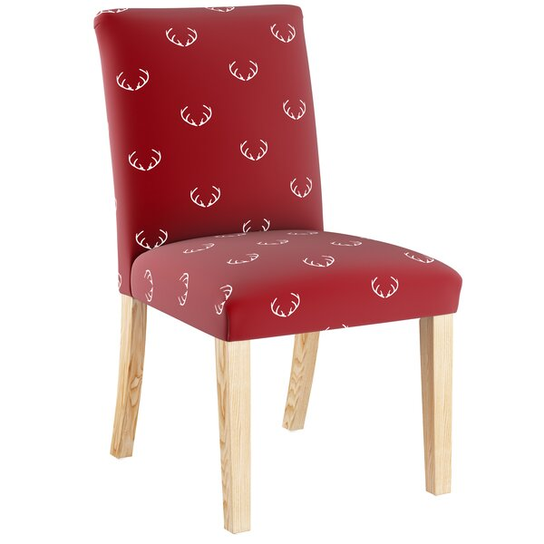 Carrasco Upholstered Dining Chair by Loon Peak