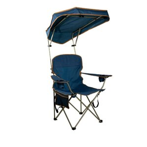 Angelette Quik Max Shade Folding Camping Chair