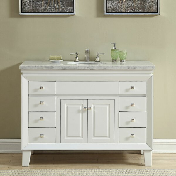 Litchford 48 Transitional Single Bathroom Vanity Set by Alcott Hill