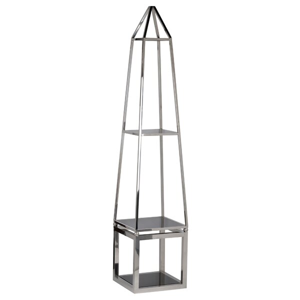 Mcfaddin Geometric Bookcase By Brayden Studio