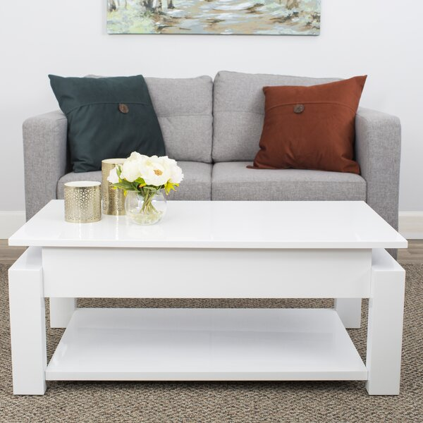 Kayla Lift Top Coffee Table by Matrix