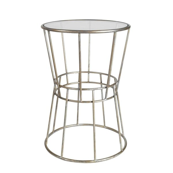 Beede End Table by Mercury Row