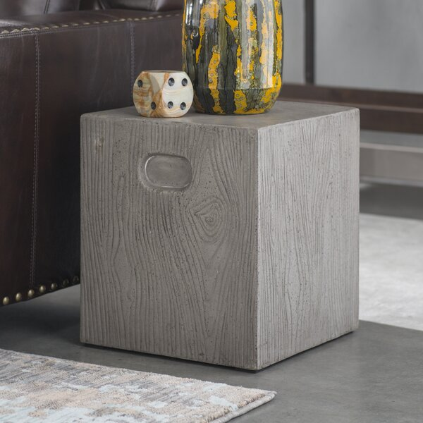 Lonetree End Table by Trent Austin Design