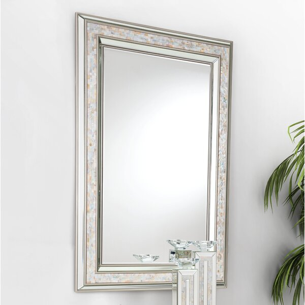 Eastford Mop Mirror Accent Mirror by Rosecliff Heights