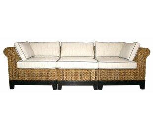 Seagrass Indoor Sofa | Wayfair
