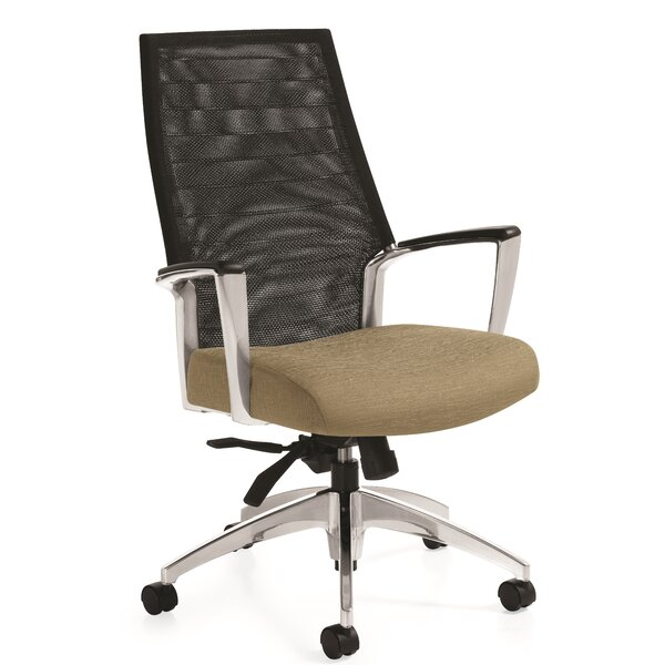Global Mesh Desk Chair by Global Total Office