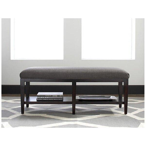 Libby Langdon Preston Upholstered Bench by Braxton Culler