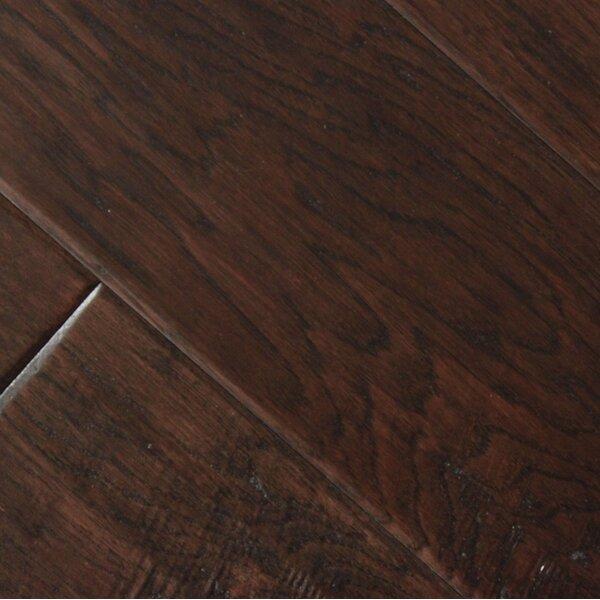 Ocean West 6-1/2 Engineered Hickory Hardwood Flooring in Antelope by Wildon Home ®