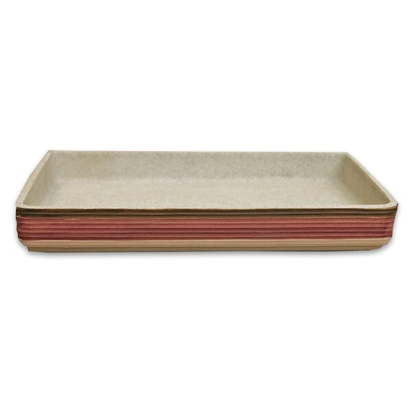 Paxton Bathroom Accessory Tray by Loon Peak