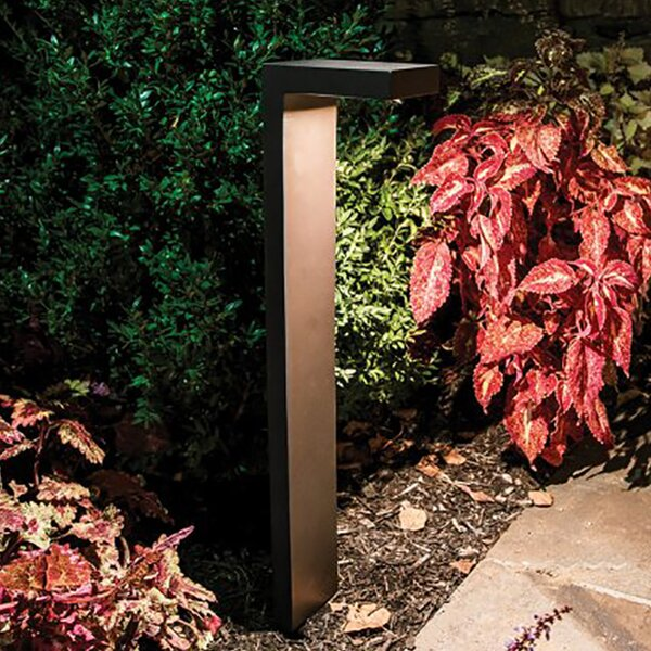 Ledge 1 Light LED Pathway Light by WAC Lighting