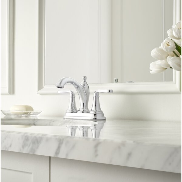 Northcott Double Handle Deck Mount Bath Faucet by Pfister