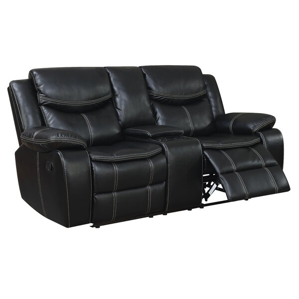 Blackledge Reclining Loveseat by Red Barrel Studio