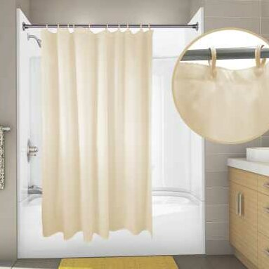 Nylon Primier Hotel Shower Curtain by ProPlus