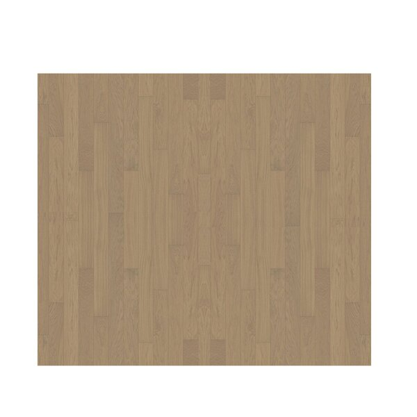 Linnea 4-5/8 Engineered Oak Hardwood Flooring in Poppy by Kahrs