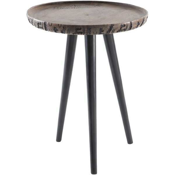 Rodgers End Table by Bungalow Rose Bungalow Rose