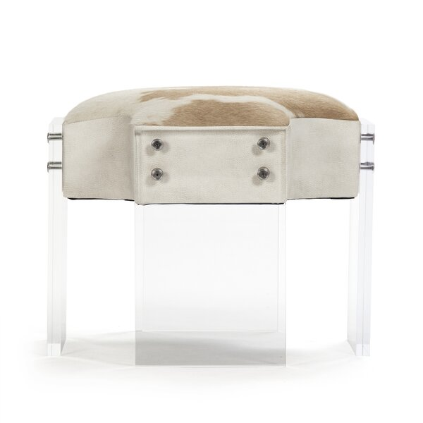 Daisy Accent Stool by Foundry Select