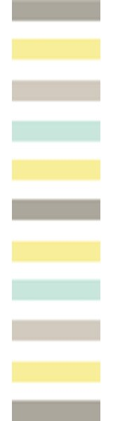 Circus Hand-Loomed Yellow/Blue/Gray Area Rug by Martha Stewart Rugs