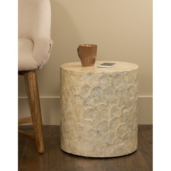 Caledonian End Table by Langley Street