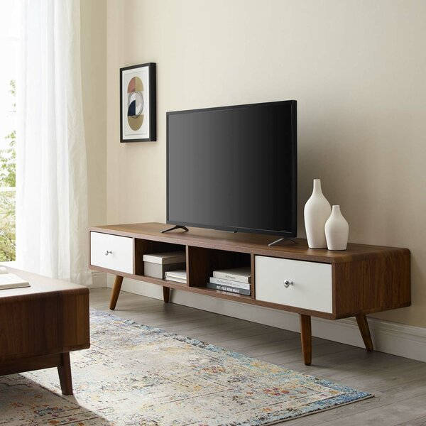 Deals Wightman TV Stand for TVs up to 78 by George Oliver