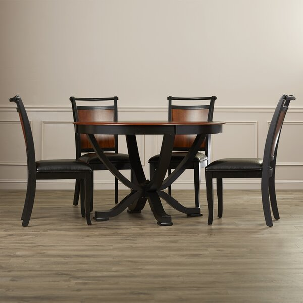 Roberta 5 Piece Dining Set by Darby Home Co