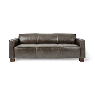Cabot Leather Sofa