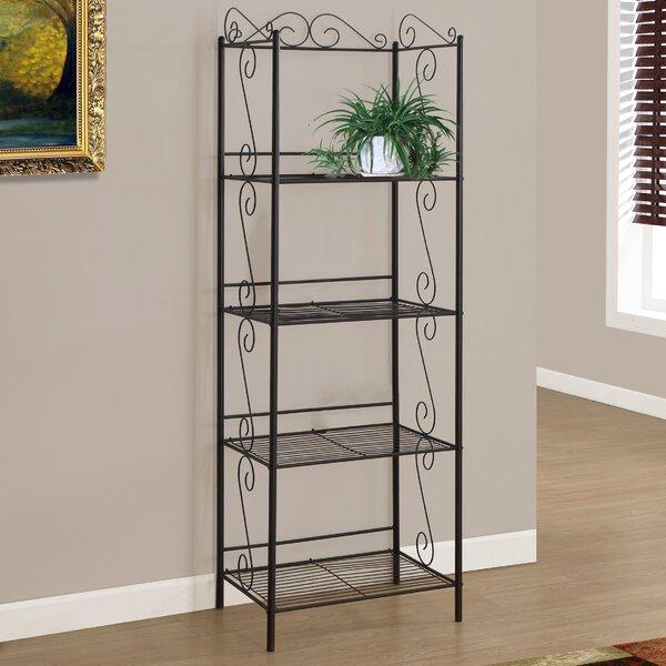 Edwin Standard Bookcase by Monarch Specialties Inc.