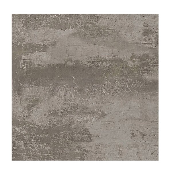 Dynamic 18 x 18 Porcelain Field Tile in Taupe by Casa Classica
