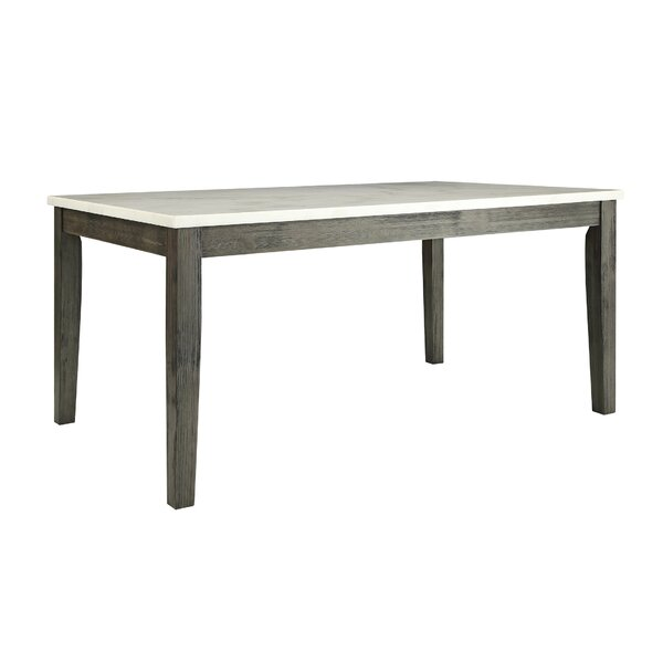 Lacluta Dining Table by Ophelia & Co.