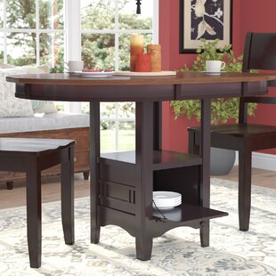 Bridwell Counter Height Drop Leaf Dining Table