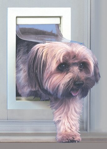 Small Patio Pet Door by Ideal Pet Products